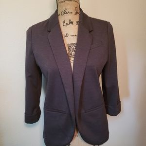 Gray blazer by Lauren Conrad